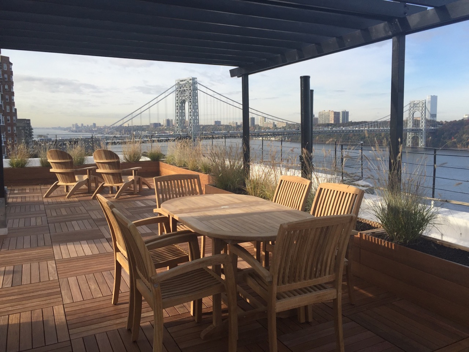 NYC Rooftop Decks, Gardens, Roof Decks | New York Roofscapes