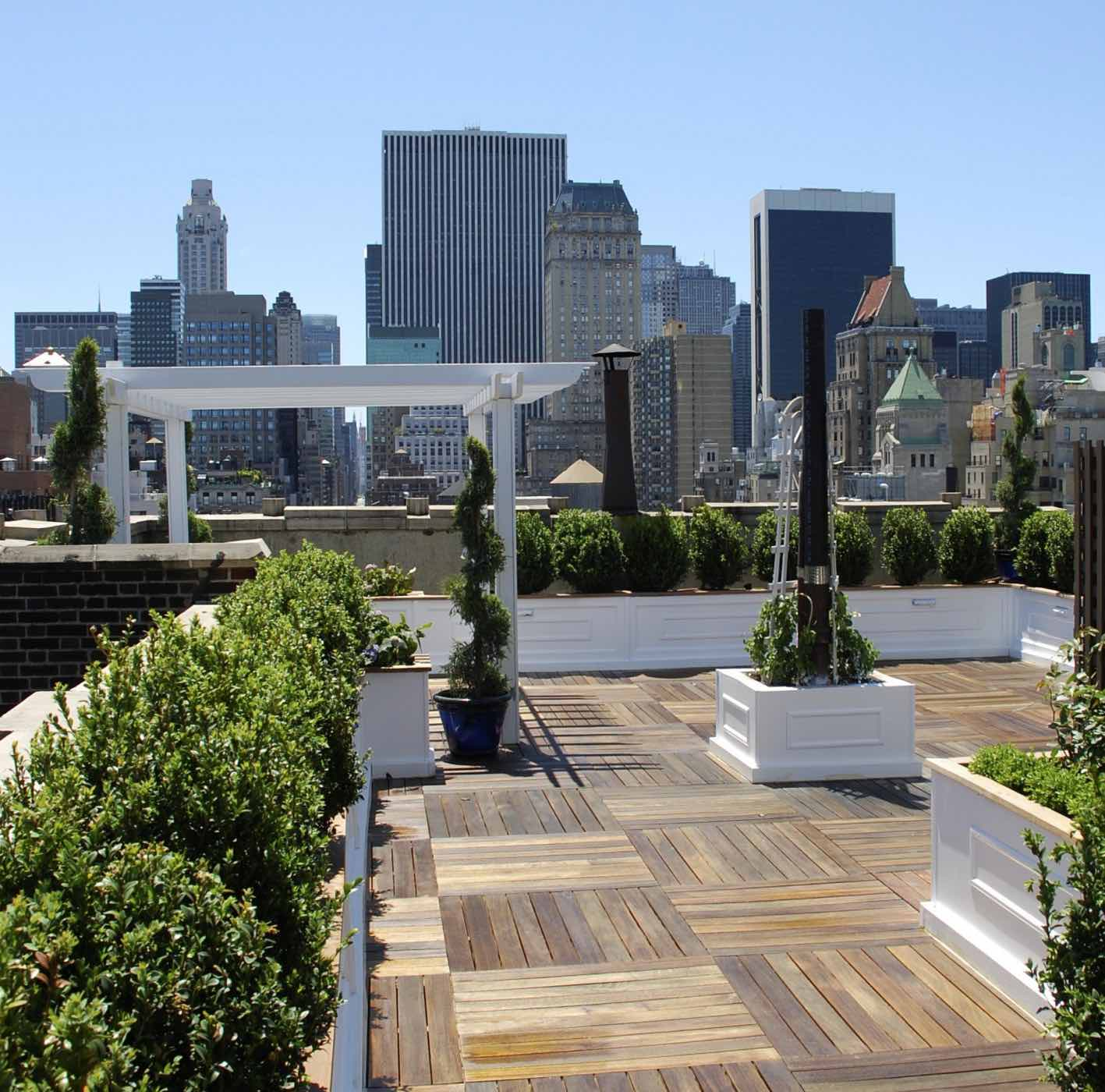 Rooftop Design Nyc Deck Ny