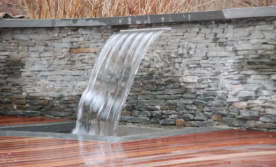 waterfalls fountains nyc roofdecks