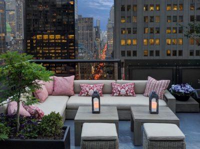 Tribeca roofdeck