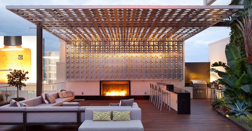 Nyc Roof Decks Gardens Rooftop